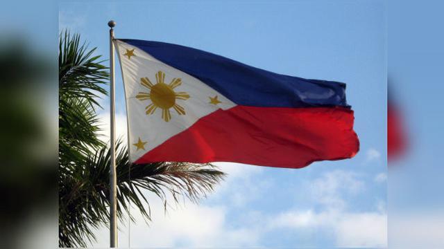 Ilustrasi Bendera Filipina (Wikipedia.org)