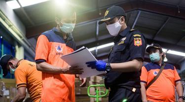 Dukung Akselerasi Vaksinasi, Bea Cukai Soekarno-Hatta Pastikan Impor Vaksin Lancar