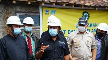 Kepala Disperkim Kabupaten Garut, Eded Komara Nugraha menyatakan pelaksanaan program gerbang cahayu bertujuan mempercantik lingkungan permukiman sekitar, agar lebih nyaman ditinggali warga.