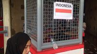 Tiket laga Malaysia Vs Indonesia paling murah dibanderol RM 20 atau Rp 62 ribu, namun calo menjual tiket lebih dari empat kali lipat. (Bola.com/Benediktus Gerendo Pradigdo)