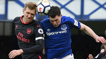 Arsenal Menang Telak di Kandang Everton