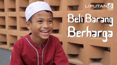 Kedatangan Raja Salman ke Indonesia bikin heboh masyarakat tanah air, termasuk bocah-bocah ini. Yuk, kita dengar celotehannya!