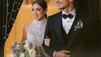 Jamuan Makan Malam Jessica Iskandar dan Vincent Verhaag. (Sumber: Instagram/thebridestory)