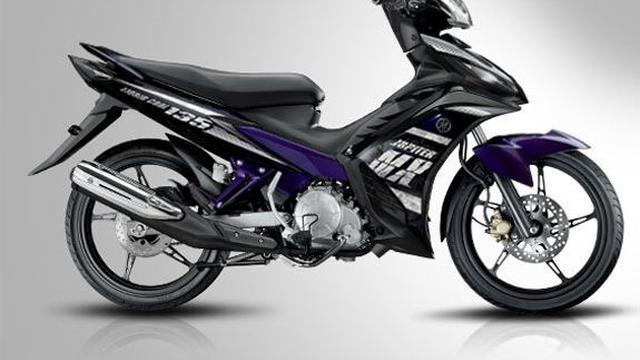 Download 85 Modifikasi Motor Jupiter Mx Tahun 2012 Terbaik Dan