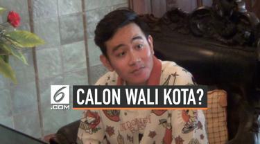 Putra sulung Presiden Jokowi, Gibran Rakabuming Raka mendatangi rumah dinas Wali Kota Solo. Gibran disebut-sebut bakal maju dalam pemilihan Wali Kota Solo 2020.
