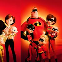 Karakter film The Incredibles. Foto: via disney.wikia.com