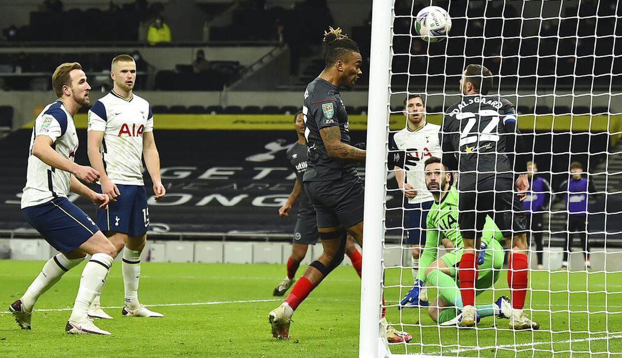 FOTO: Singkirkan Brentford, Tottenham Hotspur Melaju ke ...