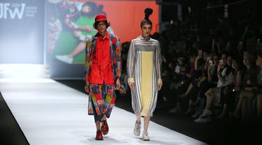 Pembukaan Jakarta Fashion Week 2020