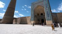 Bukhara, Uzbekistan | unsplash.com