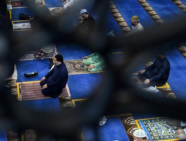 Masjid di Singapura Kembali Gelar Salat Jumat