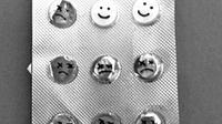 Fakta ironis seorang penggemar narkoba jenis psikotropika yang dikenal dengan sebutan Happy Five yang justru merasa sedih karena barang ini.