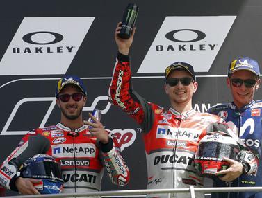 MotoGP Italia, Jorge Lorenzo, Valentino Rossi