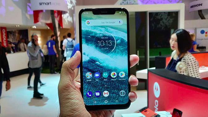Motorola One Power. (Foto: First Post)