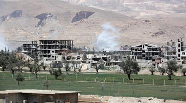 Serangan Senjata Kimia di Suriah