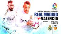 PREDIKSI REAL MADRID VS VALENCIA (Liputan6.com/Abdillah)
