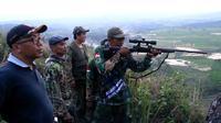 Serangan babi hutan di kawasan hutan lereng Gunung Slamet, Tegal, Jawa Tengah, bahkan telah menewaskan seorang warga dan melukai dua orang lainnya. (Liputan6.com/Fajar Eko Nugroho)