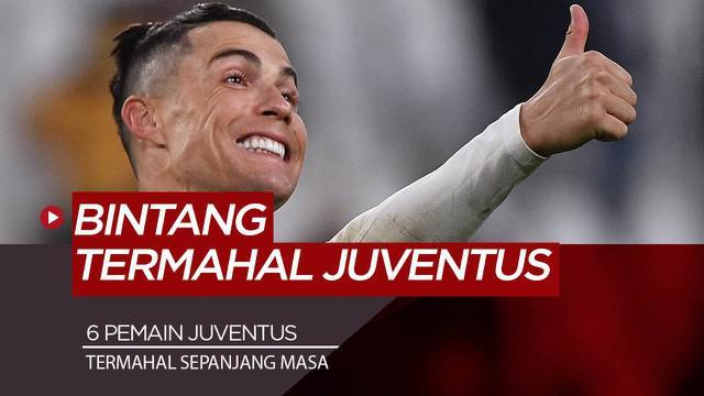 Berita Video Berita Video selain Cristiano Ronaldo, inilah 5 pemain termahal yang pernah dibeli Juventus