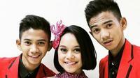 Lesti dan Rizki-Ridho D'Academy (Instagram)