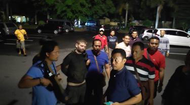 Dorfin Felix, tahanan narkoba Polda NTB yang kabur ditangkap