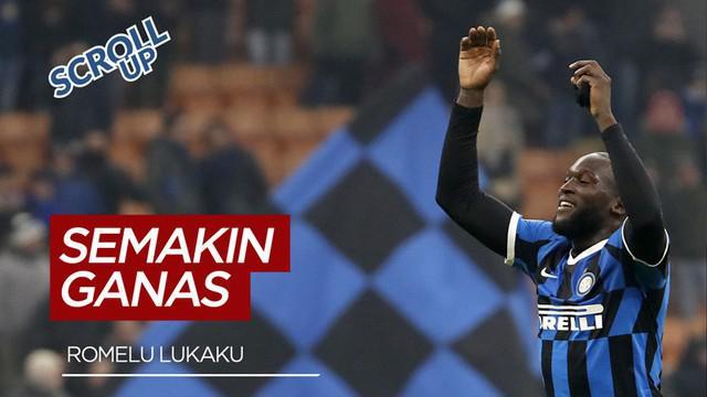 Berita video Scroll Up kali ini membahas Romelu Lukaku yang semakin ganas bersama klub Inter Milan.