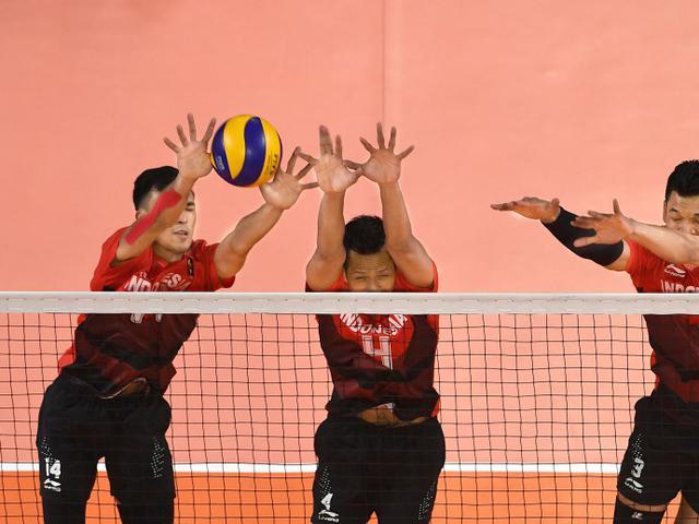 Voli Putra Asian Games 2018 3 Kunci Kemenangan Indonesia Atas Thailand Asian Games Bola Com