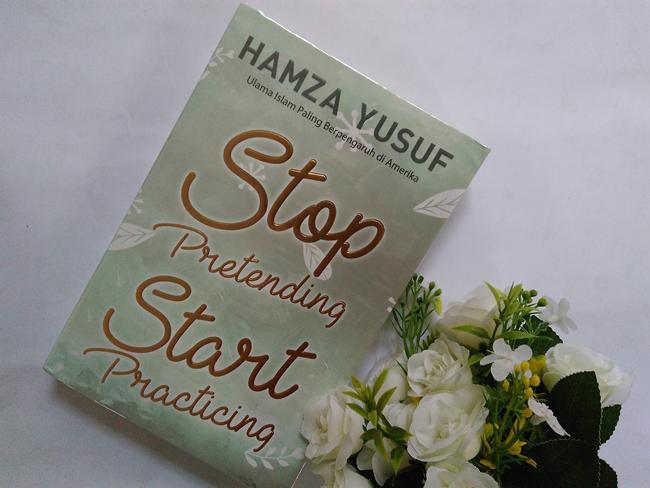 Stop Pretending, Start Practicing./Copyright Vemale/Endah