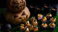 Suguhan spesial Halloween dari Gran Melia Jakarta. (dok. Gran Melia Jakarta)
