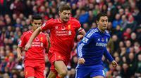 Liverpool vs Chelsea (PAUL ELLIS / AFP)