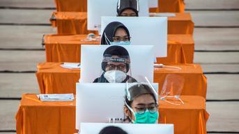 Peserta SKB CPNS 2021 Persiapkan Diri, Kemungkinan Tak Ada Ujian Susulan