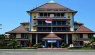 Kantor Pusat Manajemen Universitas Airlangga di Kampus C Unair, Jalan Ir Soekarno, Mulyorejo, Surabaya, Jatim. (www.unair.ac.id)