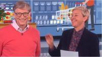 Bill Gates (© YouTube/TheEllenShow/KLN)