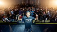 Eko Roni Saputra dijadwalkan berlaga dalam perhelatan ONE Championship bertajuk Dawn of Valor di Istora Senayan, Jakarta, 25 Oktober 2019. (foto: istimewa)