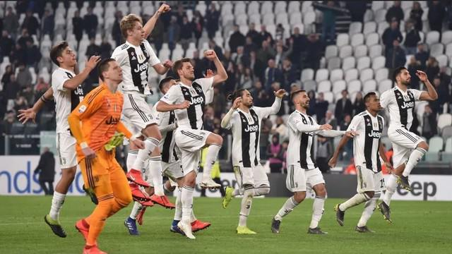 Berita video highlights leg II babak 16 besar Liga Champions 2018-2019 antara Juventus melawan Atletico Madrid di Allianz Stadium yang berakhir dengan skor 3-0, Selasa (12/3/2019).