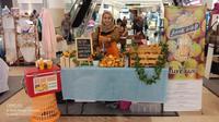 Usaha Jeruk Peras Alya Baby Orange.