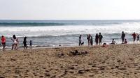 Pantai Suwuk, Kebumen, Jawa Tengah. (Foto: Liputan6.com/Polres Kebumen/Muhamad Ridlo)