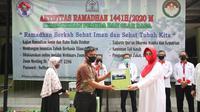 Ketua Pelaksana Tali Kasih Ramadan 1441 H Tutut Bina Sulistiyowati menyampaikan bahwa kegiatan Tali Kasih Ramadan ini rutin dilakukan oleh pengurus masjid Pemuda Al Muwahidin Kemenpora dalam setiap bulan Ramadan.