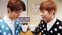Xiumin `EXO` ternyata memiliki bakat terpendam yang membuat dirinya bisa banting setir dengan pekerjaan lain.