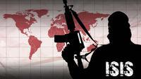 Ilustrasi ISIS. (Liputan6.com/Abdillah)