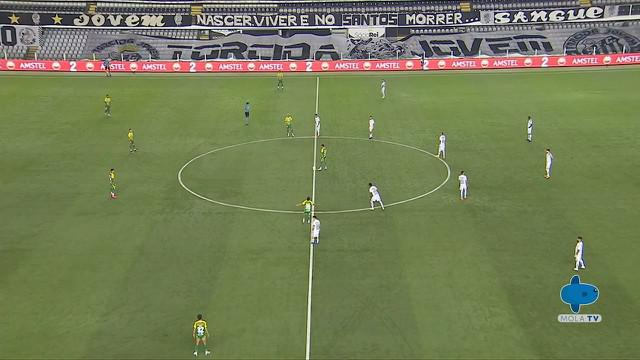 Berita Video Santos menang tipis  atas Defensa di matchday keenam Copa Libertadores 2020