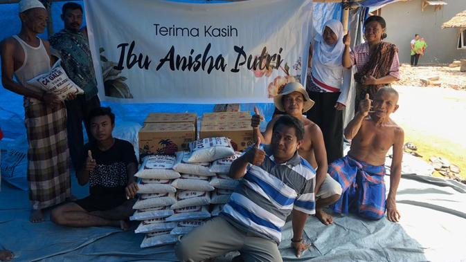 Aksi Anisha Putri Bangkitkan Wisata Lombok