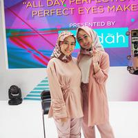 Wardah Beauty Demo bersama hijabers Sinta