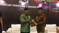 Konferensi Pers Satu Dekade ISYF (liputan6.com/Kiki Novilia)