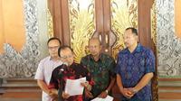 Gubernur Bali Hentikan reklamasi Pelabuhan Benoa