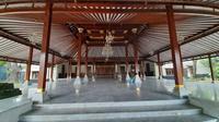 Ndalem Joyokusuman menjadi salah satu tempat untuk karantina bagi para pemudik yang pulang ke Solo.(Liputan6.com/Fajar Abrori)