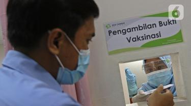 Intip Persiapan Penyuntikan Vaksinasi COVID-19 di RSIA Tambak