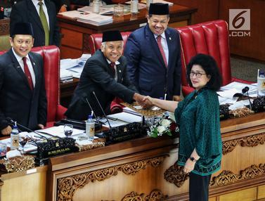 Paripurna DPR Bahas Pengambilan Keputusan RUU Kebidanan