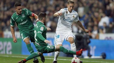 Real Madrid, Leganes, Copa del Rey
