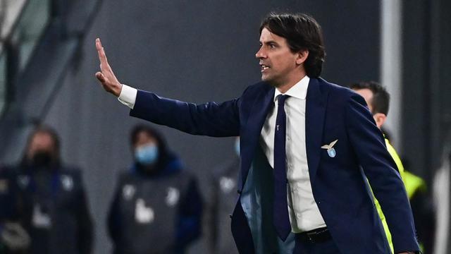 FOTO: Tertinggal 0-1, Juventus Come Back dan Menang 3-1 atas Lazio - Simone Inzaghi
