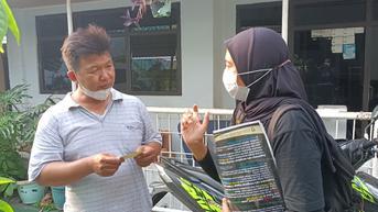 Lawan Hoaks, Tim Cek Fakta Susuri Perkampungan di Tangerang Perkenalkan Chatbot Liputan6.com