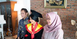 Siti Adira Kania anak Ikke Nurjanah dan Aldi Bragi (Instagram/adirakania)